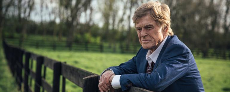 "Robert Redford'un Son Filmi ""Old Man and the Gun""dan İlk Görseller!"