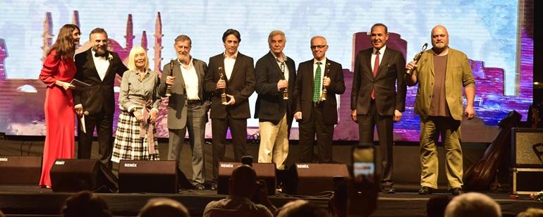 25. Uluslararası Adana Film Festivali Onur Ödülleri Sahiplerini Buldu!