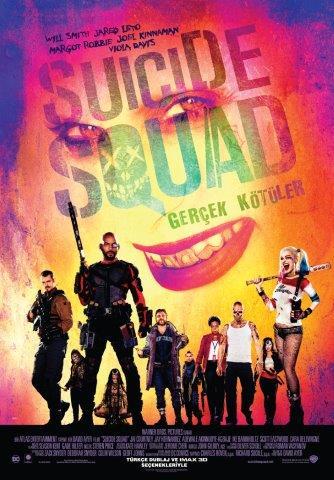 suıcıde squad afiş ile ilgili görsel sonucu
