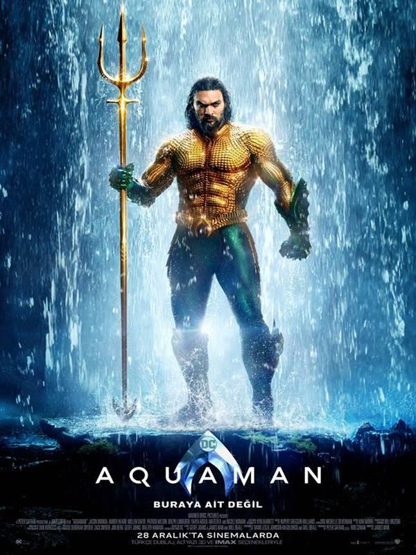 Aquaman Film 2018 Beyazperdecom