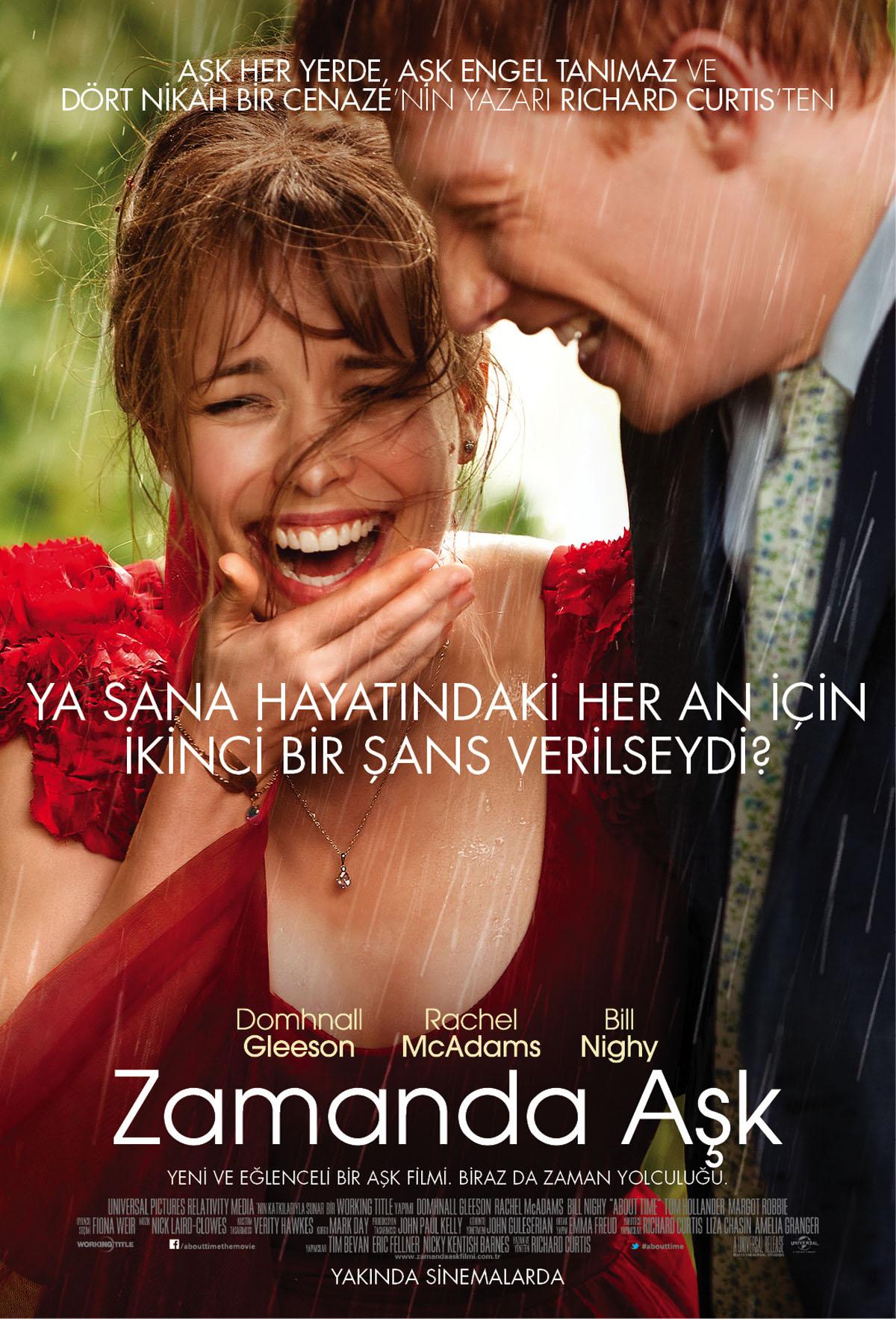 Zamanda Aşk - film 2013 - Beyazperde.com