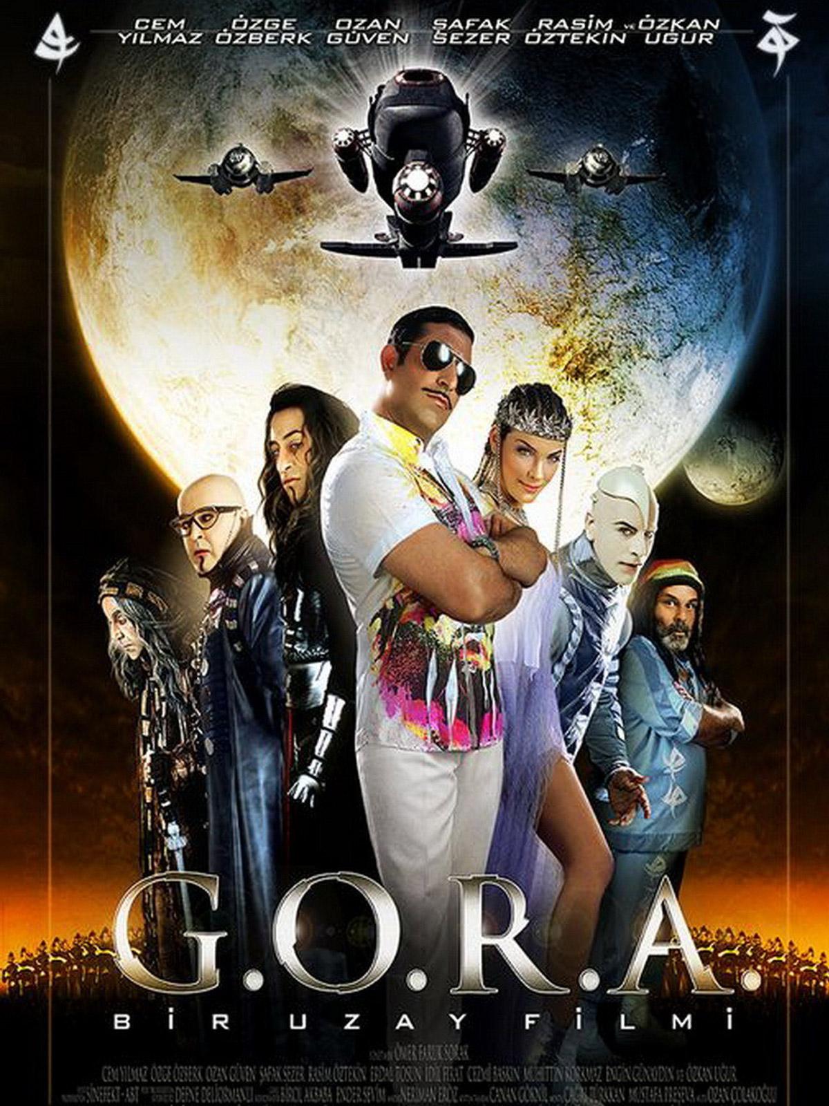 G.O.R.A. afiş - Afiş 1 - Beyazperde.com C.o.g. Movie
