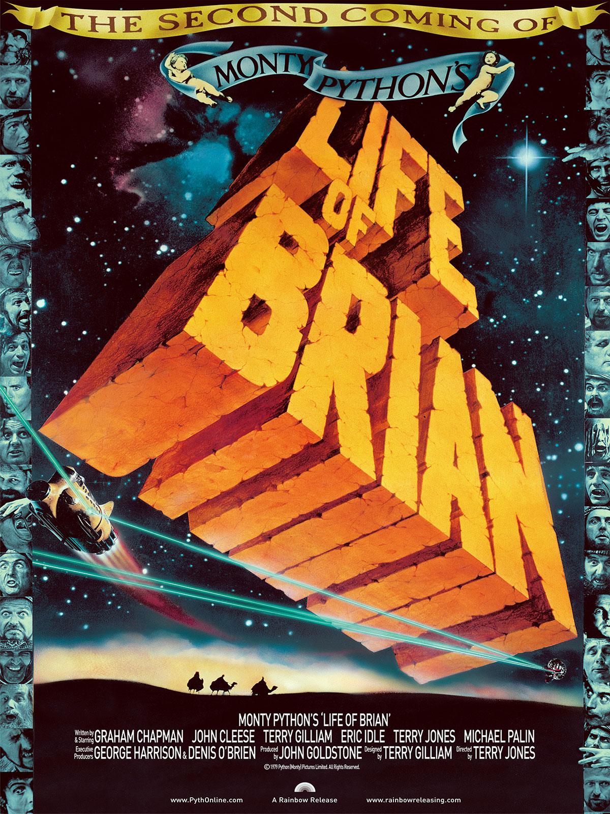Brianın Hayatı Film 1979 Beyazperdecom