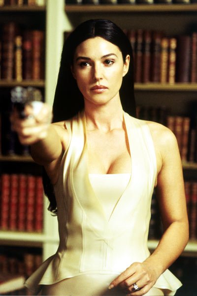 Matrix Reloaded : Fotograf Monica Bellucci