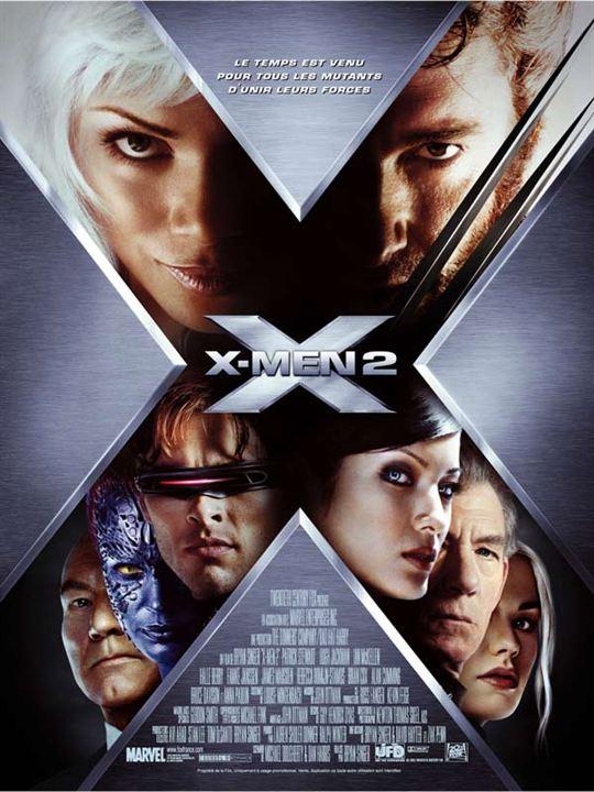 X-Men 2 : Afis