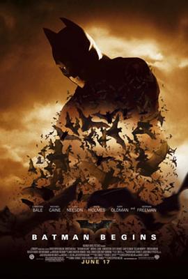 Batman Basliyor : Afis