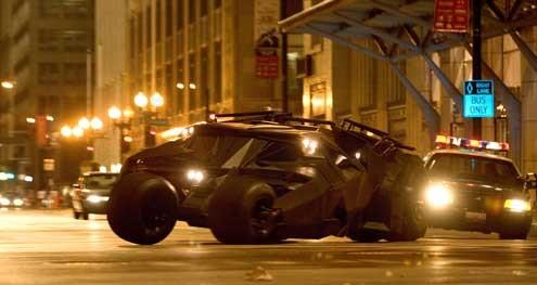Batman Basliyor : Fotograf