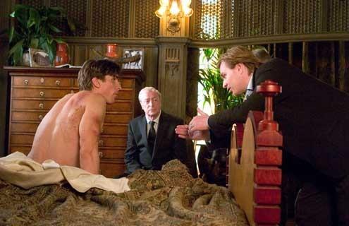 Batman Basliyor : Fotograf Christian Bale, Christopher Nolan, Michael Caine