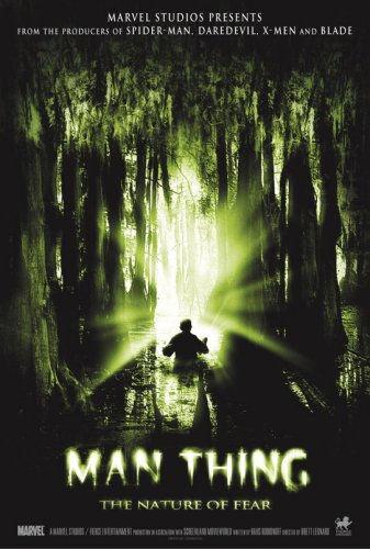 Man-Thing : Fotograf