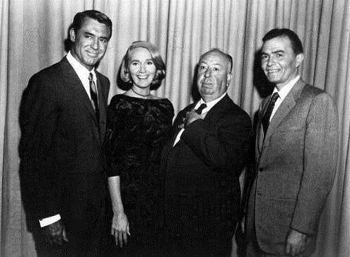 Gizli Teskilat : Fotograf Alfred Hitchcock, Cary Grant, Eva Marie Saint, James Mason