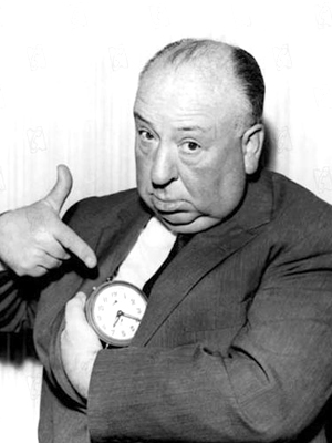 Afis Alfred Hitchcock