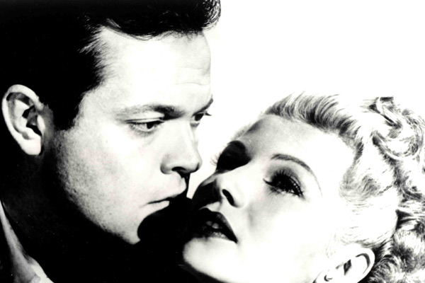 Sanghayli Kadin : Fotograf Orson Welles, Rita Hayworth
