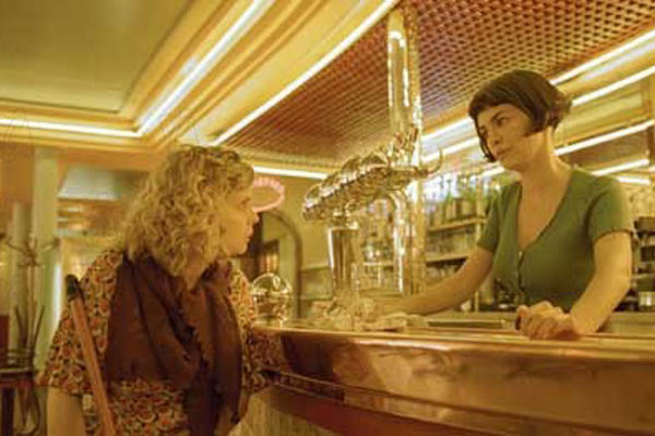Amelie: Isabelle Nanty, Audrey Tautou