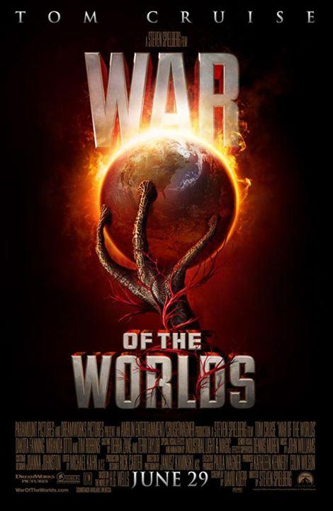 Dünyalar Savasi : Afis