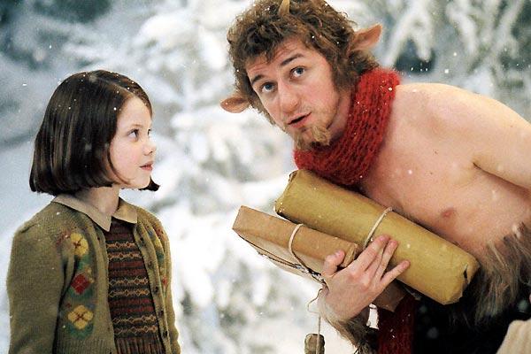 Narnia Günlükleri: Aslan, Cadi ve Dolap : Fotograf Andrew Adamson, Georgie Henley, James McAvoy