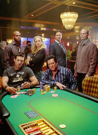 Tilt : Fotograf Chris Bauer, Don McManus, Eddie Cibrian, Kristin Lehman, Michael Madsen