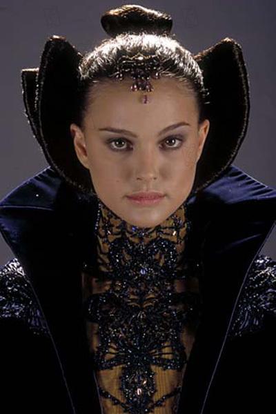 Yıldız Savaşları: Bölüm II - Klonlar'ın Saldırısı: Natalie Portman