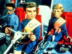 Thunderbirds : Afis