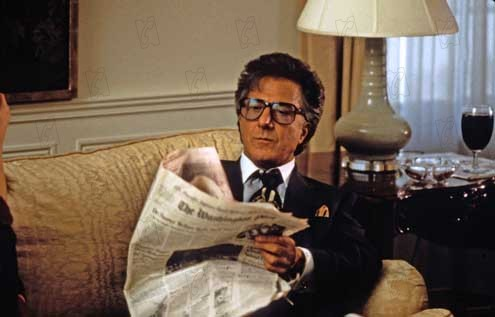 Baskanin Adamlari : Fotograf Dustin Hoffman