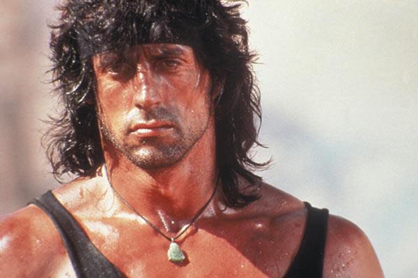 Rambo: Ilk Kan 2 : Fotograf Sylvester Stallone