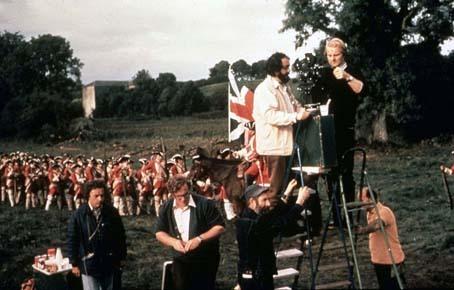 Barry Lyndon : Fotograf Stanley Kubrick
