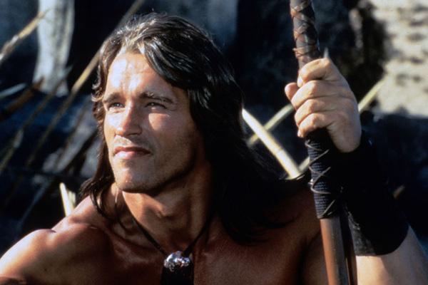 Conan : Fotograf Arnold Schwarzenegger, John Milius, Robert E. Howard