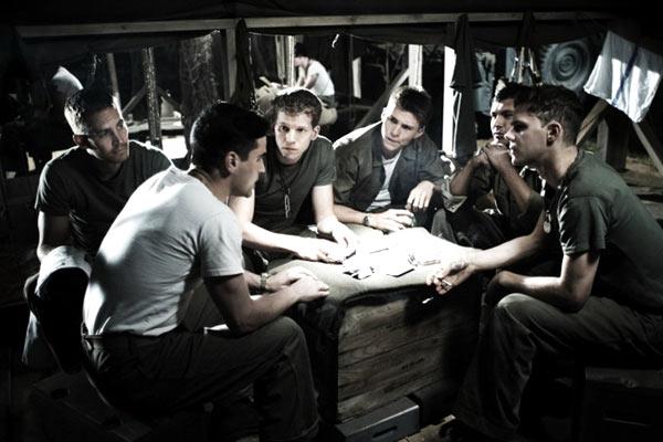 Atalarimizin Bayraklari : Fotograf Adam Beach, Jesse Bradford, Joseph Cross, Paul Walker, Scott Eastwood
