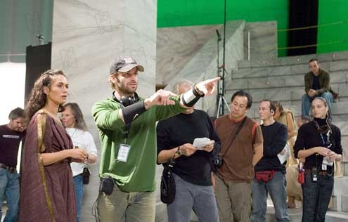 300 Spartali : Fotograf Zack Snyder