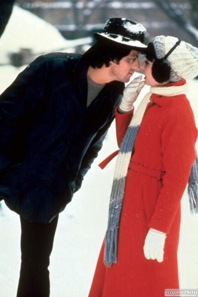 Rocky 2 : Fotograf Sylvester Stallone, Talia Shire