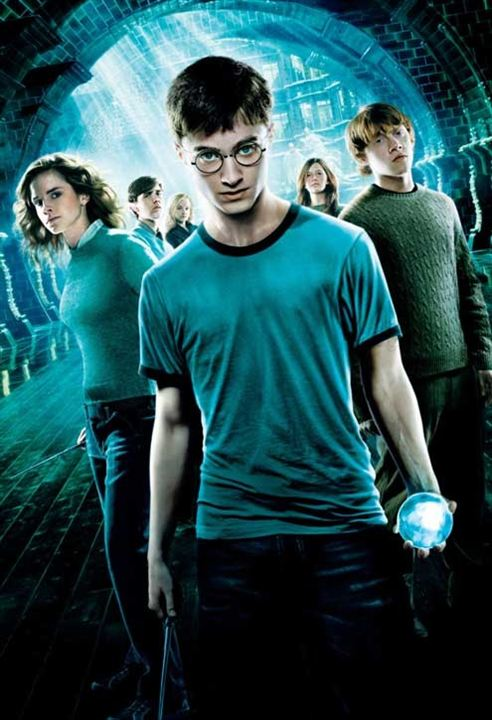 Harry Potter ve Zümrüdüanka Yoldasligi : Fotograf Daniel Radcliffe, Emma Watson, Rupert Grint