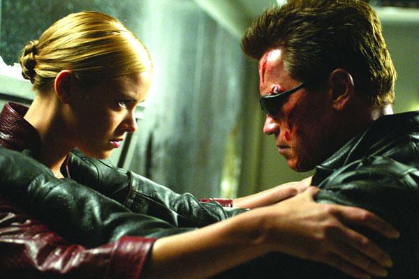 Terminatör 3: Makinelerin Yükselisi : Fotograf Arnold Schwarzenegger, Jonathan Mostow, Kristanna Loken