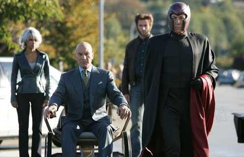 X-Men: Son Direnis : Fotograf Halle Berry, Hugh Jackman, Ian McKellen, Patrick Stewart