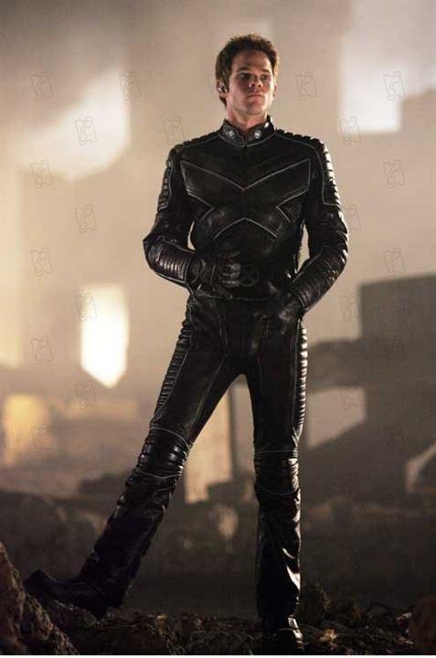 X-Men: Son Direnis : Fotograf Shawn Ashmore
