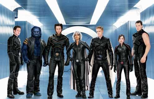X-Men: Son Direnis : Fotograf Ben Foster, Daniel Cudmore, Halle Berry, Hugh Jackman, Shawn Ashmore