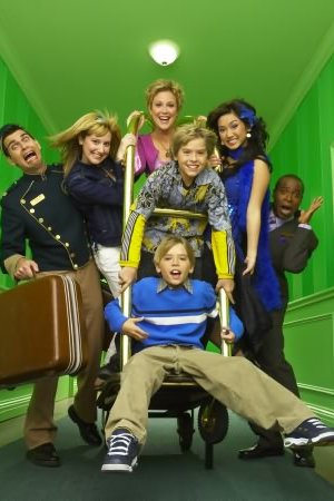 The Suite Life of Zack and Cody : Fotograf Ashley Tisdale, Brenda Song, Cole Sprouse, Dylan Sprouse, Kim Rhodes