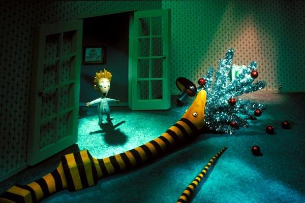Noel Gecesi Kabusu : Fotograf Henry Selick