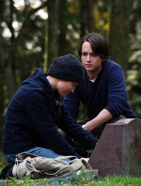 The Invisible : Justin Chatwin