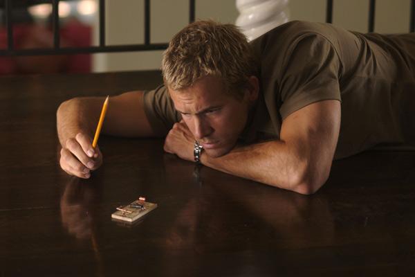 Dokuzlar : Fotograf John August, Ryan Reynolds