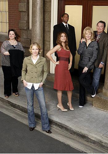 Samantha Who? : Fotograf Christina Applegate, Jean Smart, Jennifer Esposito, Kevin Dunn, Melissa McCarthy