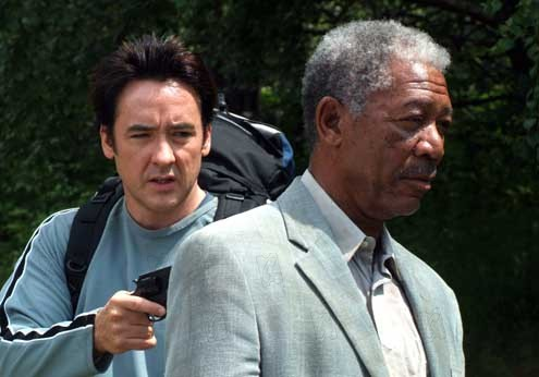The Contract : Fotograf John Cusack, Morgan Freeman