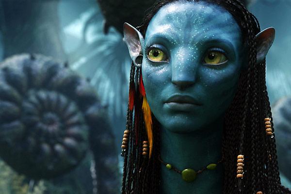 Avatar : Fotograf Zoe Saldana