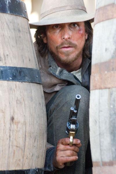 3:10 Yuma : Fotograf Christian Bale
