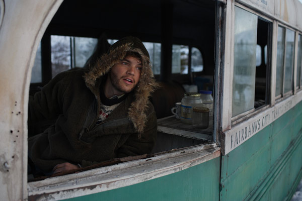 Into the Wild : Fotograf Emile Hirsch, Sean Penn