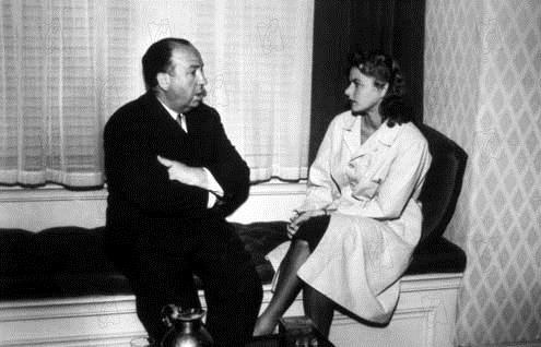 Öldüren Hatiralar : Fotograf Alfred Hitchcock, Ingrid Bergman