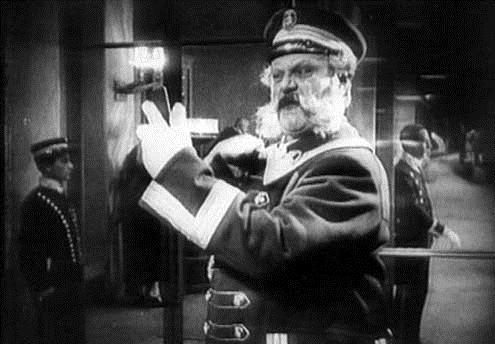 The Last Laugh : Fotograf Emil Jannings, F. W. Murnau