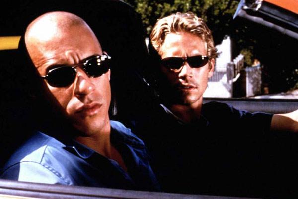 Hizli ve Öfkeli : Fotograf Paul Walker, Vin Diesel