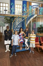 The Suite Life on Deck : Afis