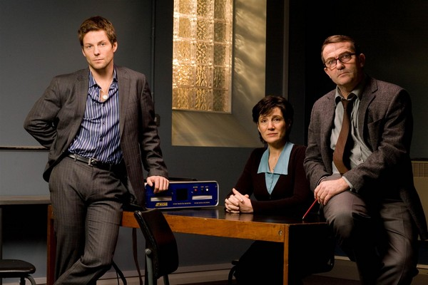 Law & Order: UK : Fotograf Bradley Walsh, Harriet Walter, Jamie Bamber