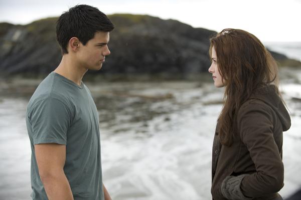 Alacakaranlik Efsanesi: Yeni Ay : Fotograf Kristen Stewart, Stephenie Meyer, Taylor Lautner