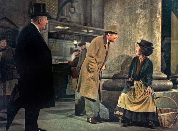 My Fair Lady : Fotograf Audrey Hepburn, Rex Harrison